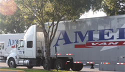 American Van Lines - Moving Service